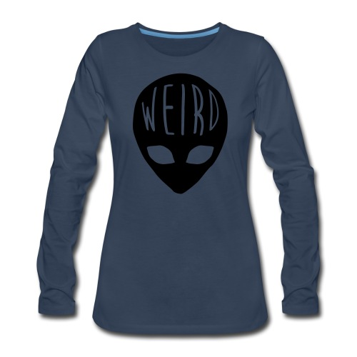 Out Of This World - Women's Premium Long Sleeve T-Shirt