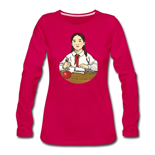 Early Learning - Women's Premium Long Sleeve T-Shirt
