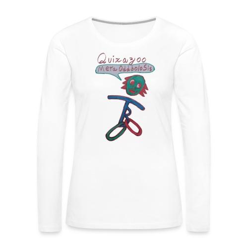 MetaOddboloSisFull - Women's Premium Slim Fit Long Sleeve T-Shirt