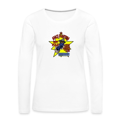 Space Phantom - Women's Premium Long Sleeve T-Shirt