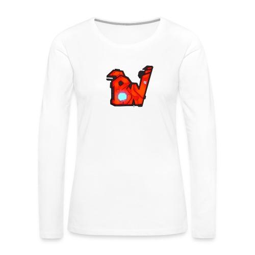 BW - Women's Premium Slim Fit Long Sleeve T-Shirt