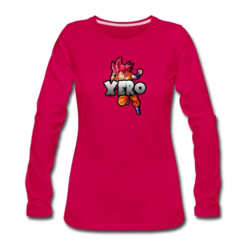Xero - Women's Premium Long Sleeve T-Shirt