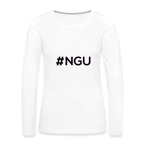 logo 11 final - Women's Premium Long Sleeve T-Shirt