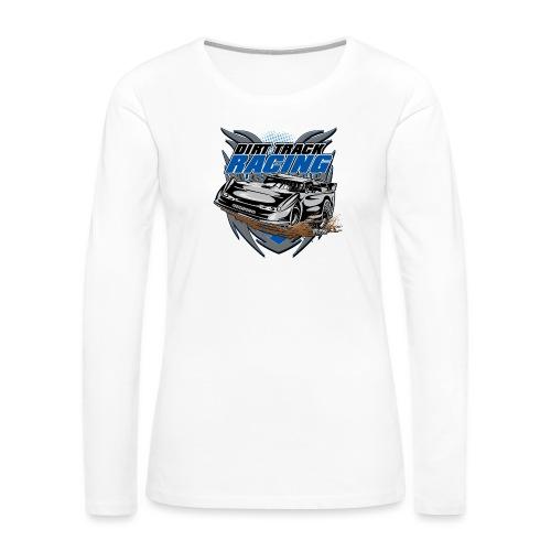 Modified Car Racer - Women's Premium Long Sleeve T-Shirt