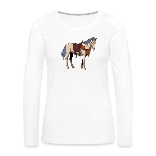 Useless the Horse png - Women's Premium Long Sleeve T-Shirt