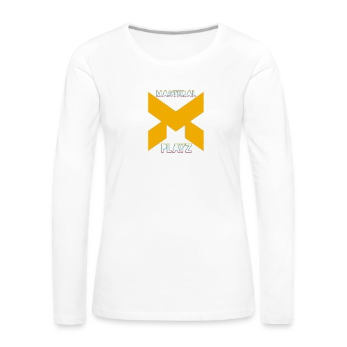 MasterAlPlayz - Women's Premium Long Sleeve T-Shirt