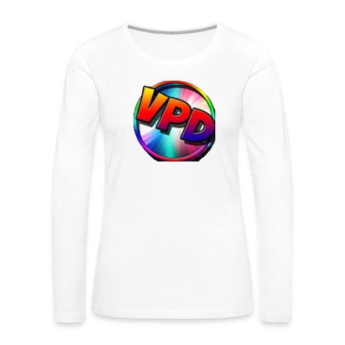 VPD LOGO - Women's Premium Long Sleeve T-Shirt