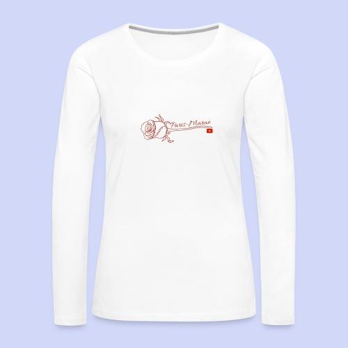 Roses - Women's Premium Long Sleeve T-Shirt