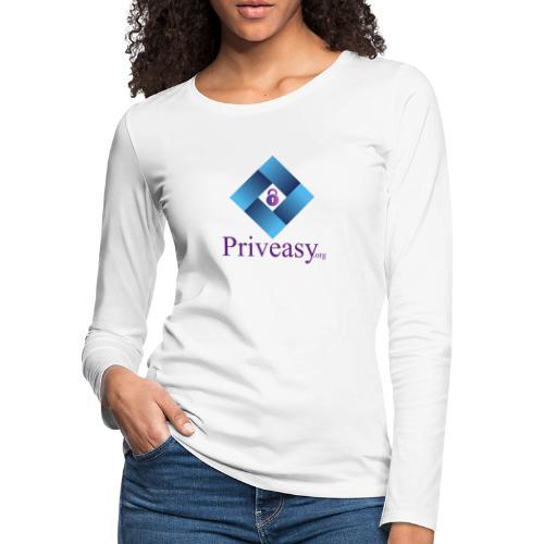 Design 2 - Women's Premium Slim Fit Long Sleeve T-Shirt
