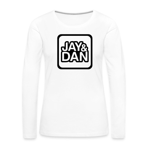 Jay and Dan Baby & Toddler Shirts - Women's Premium Slim Fit Long Sleeve T-Shirt