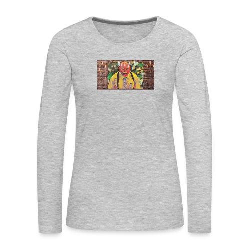 Dr Kelsey - Women's Premium Long Sleeve T-Shirt