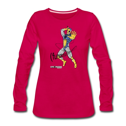 Super Developer - Women's Premium Long Sleeve T-Shirt