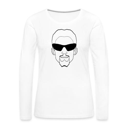 Thomas EXOVCDS - Women's Premium Slim Fit Long Sleeve T-Shirt