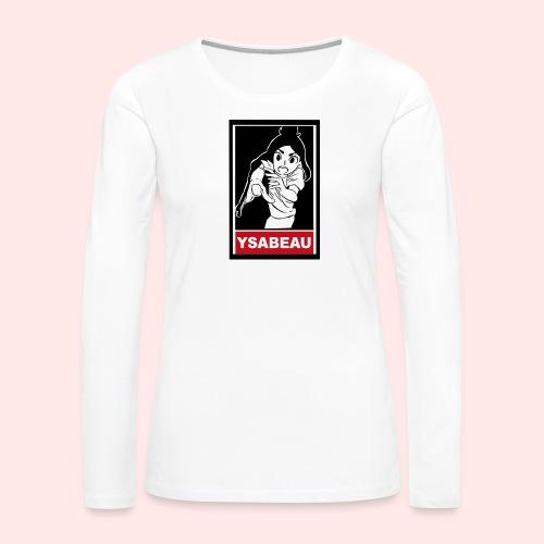 galaxxxy 3 png - Women's Premium Long Sleeve T-Shirt
