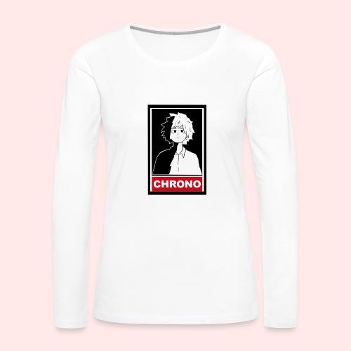 galaxxxy 2 png - Women's Premium Long Sleeve T-Shirt