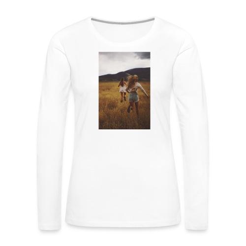 The Dream Life - Women's Premium Long Sleeve T-Shirt