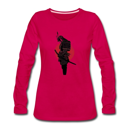 Japans Revenge - Women's Premium Long Sleeve T-Shirt