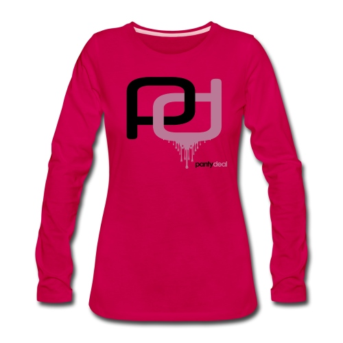 Logo Shirt - Women's Premium Long Sleeve T-Shirt