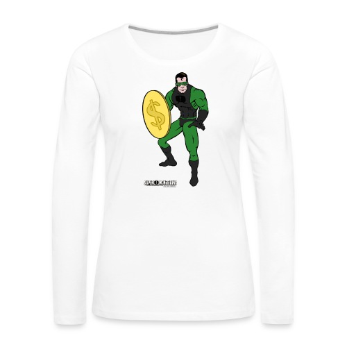 Superhero 4 - Women's Premium Long Sleeve T-Shirt
