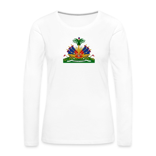 Armes de la république - Women's Premium Long Sleeve T-Shirt