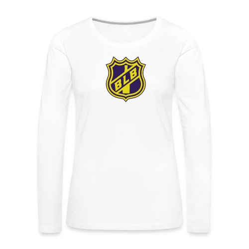 Beer League Beauty Classic T - Women's Premium Long Sleeve T-Shirt