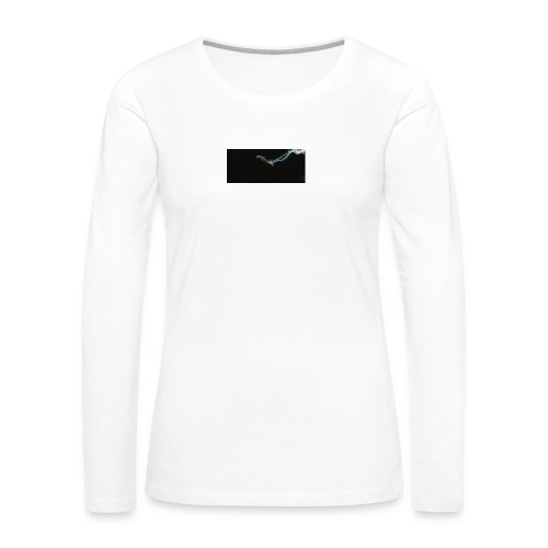 Weed is from the earth - Women's Premium Long Sleeve T-Shirt