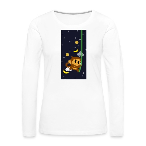 case2 png - Women's Premium Long Sleeve T-Shirt