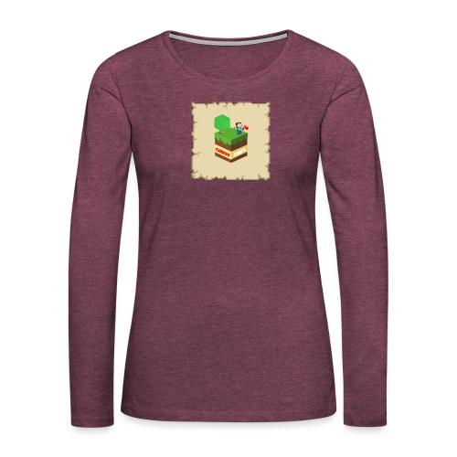TurkiyeCraft - Women's Premium Long Sleeve T-Shirt