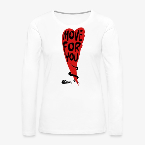 Move4U - Women's Premium Long Sleeve T-Shirt