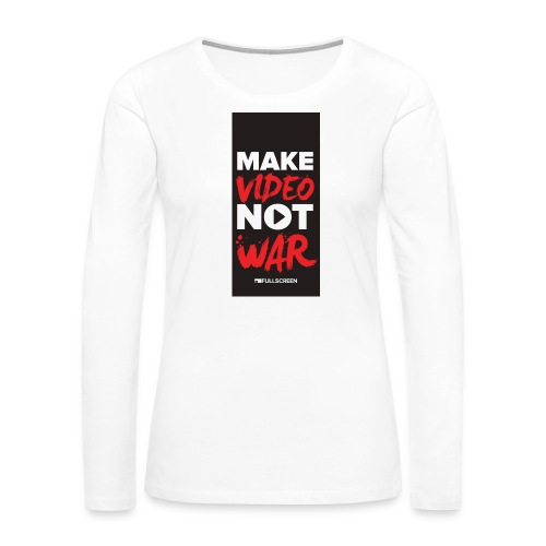 wariphone5 - Women's Premium Slim Fit Long Sleeve T-Shirt