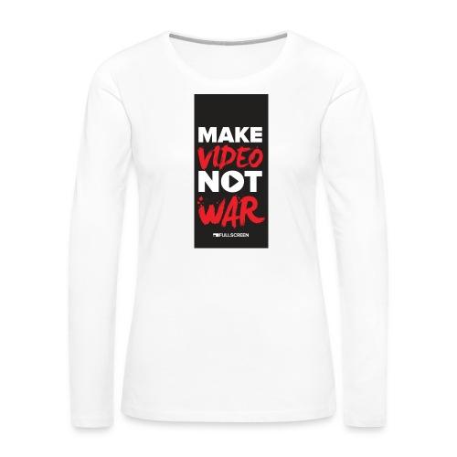 wariphone5 - Women's Premium Long Sleeve T-Shirt