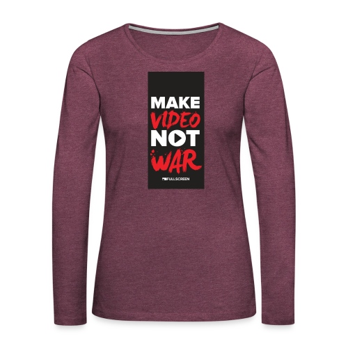 wariphone5 - Women's Premium Long Sleeve T-Shirt