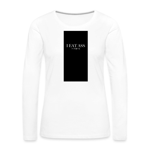 asss5 - Women's Premium Long Sleeve T-Shirt