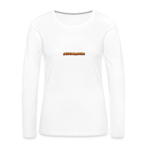 6A559E9F FA9E 4411 97DE 1767154DA727 - Women's Premium Slim Fit Long Sleeve T-Shirt