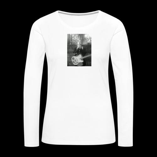 The Power of Prayer - Women's Premium Long Sleeve T-Shirt