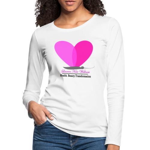 LKW Logo Tee - Women's Premium Long Sleeve T-Shirt