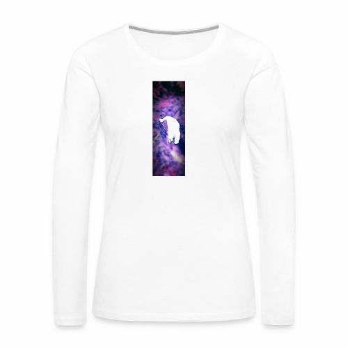 Shoveling - Women's Premium Long Sleeve T-Shirt