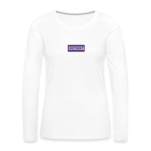 Westurnt - Women's Premium Long Sleeve T-Shirt