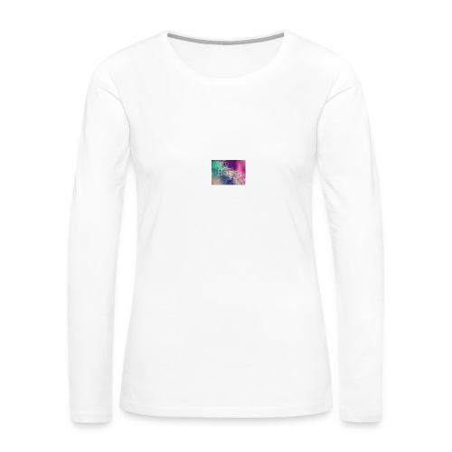 hope - Women's Premium Long Sleeve T-Shirt