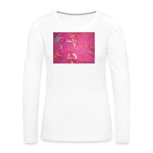 Drinks - Women's Premium Long Sleeve T-Shirt