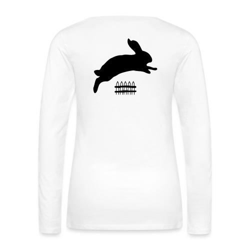 Rabbyt and Fence - Women's Premium Long Sleeve T-Shirt