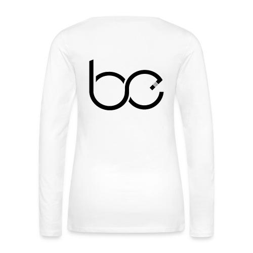 logo no words sq - Women's Premium Long Sleeve T-Shirt