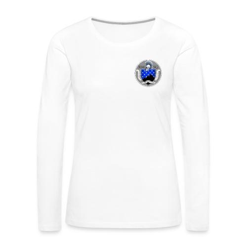 boars_tooth_shirt_2018 - Women's Premium Long Sleeve T-Shirt
