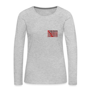 Hoxen- Long Sleeve - Women's Premium Long Sleeve T-Shirt