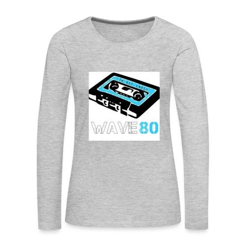 Alt Logo - Women's Premium Long Sleeve T-Shirt