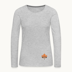 CANADA - Carolyn Sandstrom - Women's Premium Long Sleeve T-Shirt