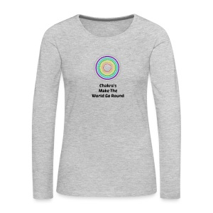 Chakra - Women's Premium Long Sleeve T-Shirt