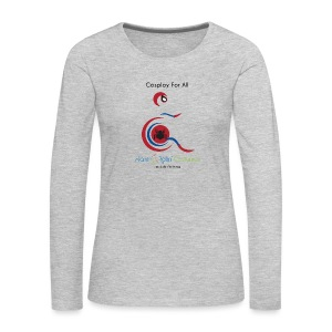 Cosplay For All: Spiderman - Women's Premium Long Sleeve T-Shirt