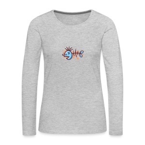 FishPunk - Women's Premium Long Sleeve T-Shirt