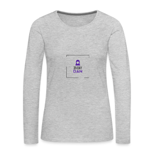 35DD Gal - Women's Premium Long Sleeve T-Shirt